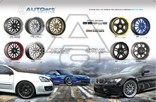 HD Wheels  Catalog 2010