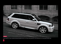 Project Kahn Land Rover 2008/2009