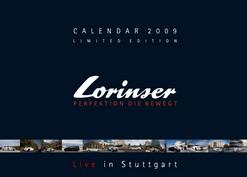 Lorinser Calendar 2009