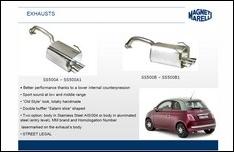 Magneti Marelli Fiat 500