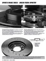 OMP Braking System Parts