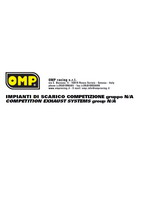 OMP exhaust systems