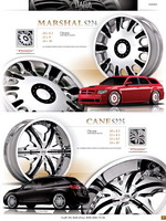 Status Wheel Collection 2009