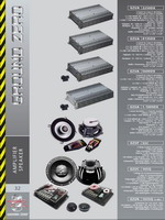 Ground Zero Car Audio Catalog