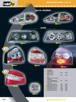 Raid HP Lights Catalog