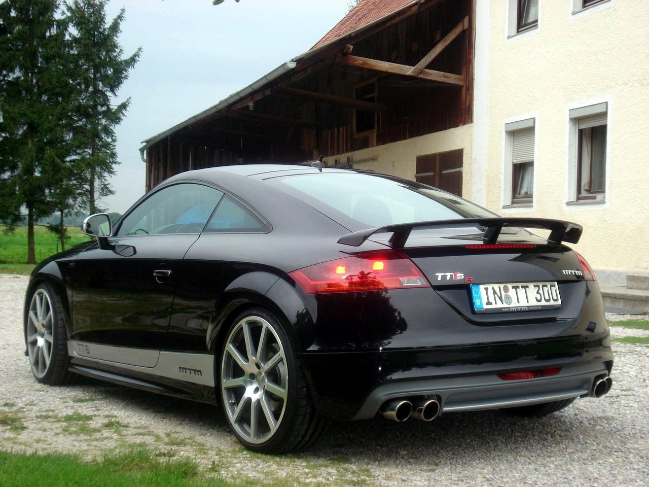 Audi tt s by mtm