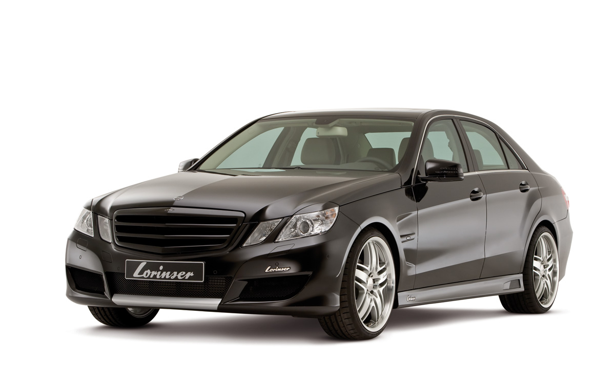 E-Class by Lorinser