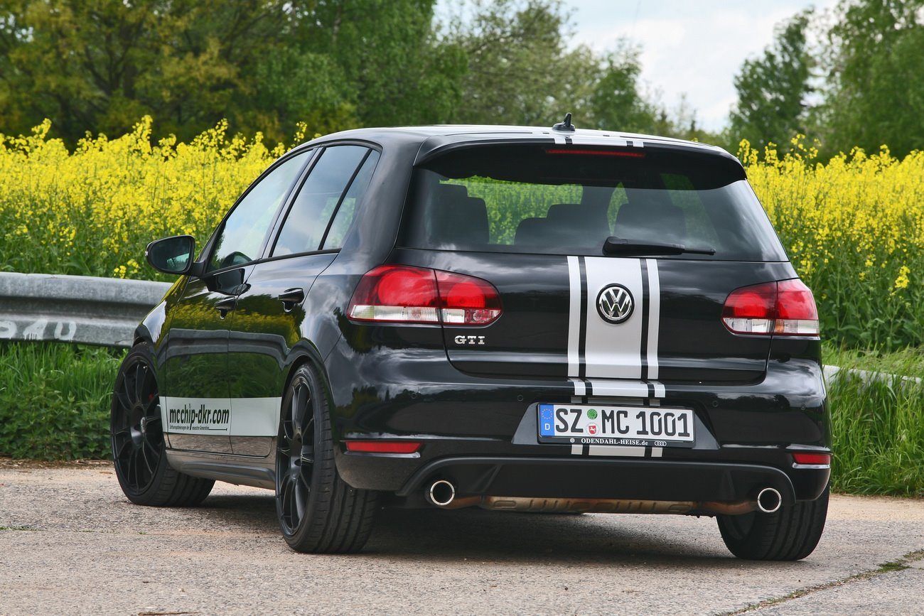 VW Golf GTI VI by Mcchip