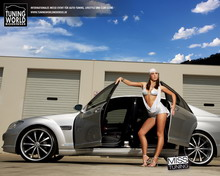 Miss Tuning Bodensee 2009 Wallpapers