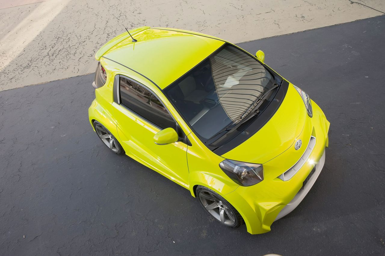 Scion iQ by Five Axis