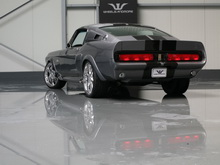 Ford Mustang Shelby GT500 Eleanor by Wheelsandmore
