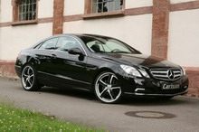 Mercedes Benz E-Class Coupe by Carlsson