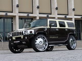 Supercharged Hummer H2 by GeigerCars