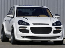 Gemballa GT600 AERO 3 kit for 957 Porsche Cayenne Turbo