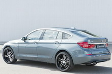 BMW 5 Series GT by Hamann