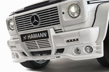 Mercedes-Benz G55 AMG Supercharged by Hamann