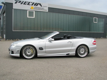 PIECHA Design Mercedes-Benz SL R230