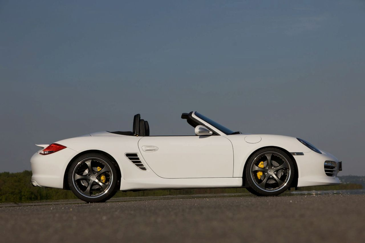 tuning program for porsche boxster cayman by techart. Black Bedroom Furniture Sets. Home Design Ideas
