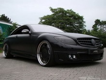 Mercedes CL-Class by MEC Design