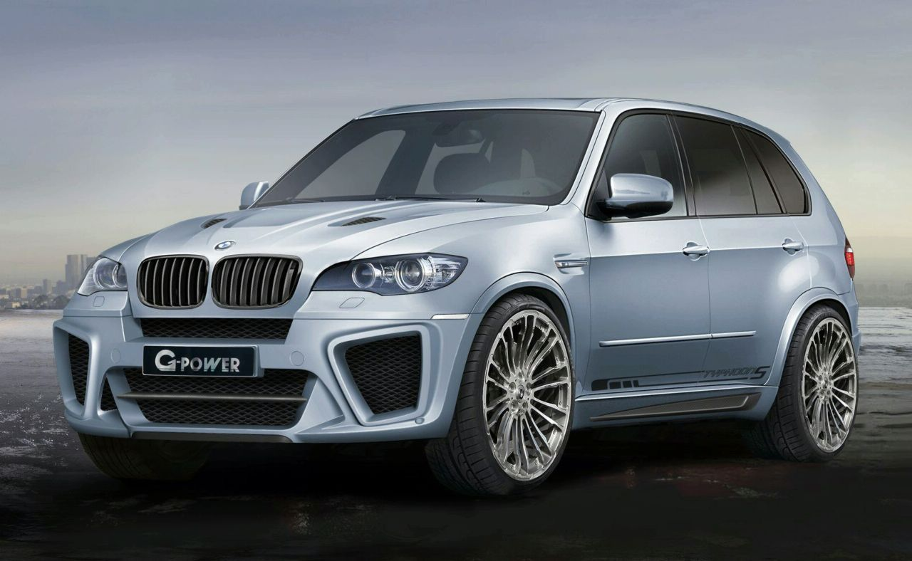bmw x5m x6m by g power news tuning directory. Black Bedroom Furniture Sets. Home Design Ideas