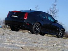 Cadillac CTS-V by Geiger Cars