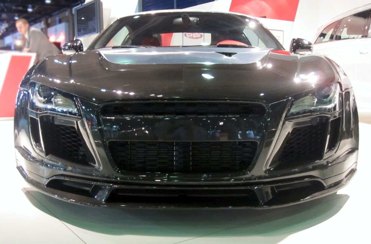 Audi R8 By Ppi News Tuning Directory A8 V1 0 Engine Diagram Razor Gtr