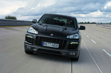 Speed record for TechArt with Porsche Cayenne Turbo
