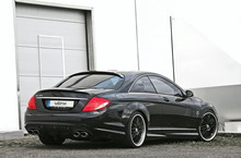 Mercedes CL 65 by VÄTH
