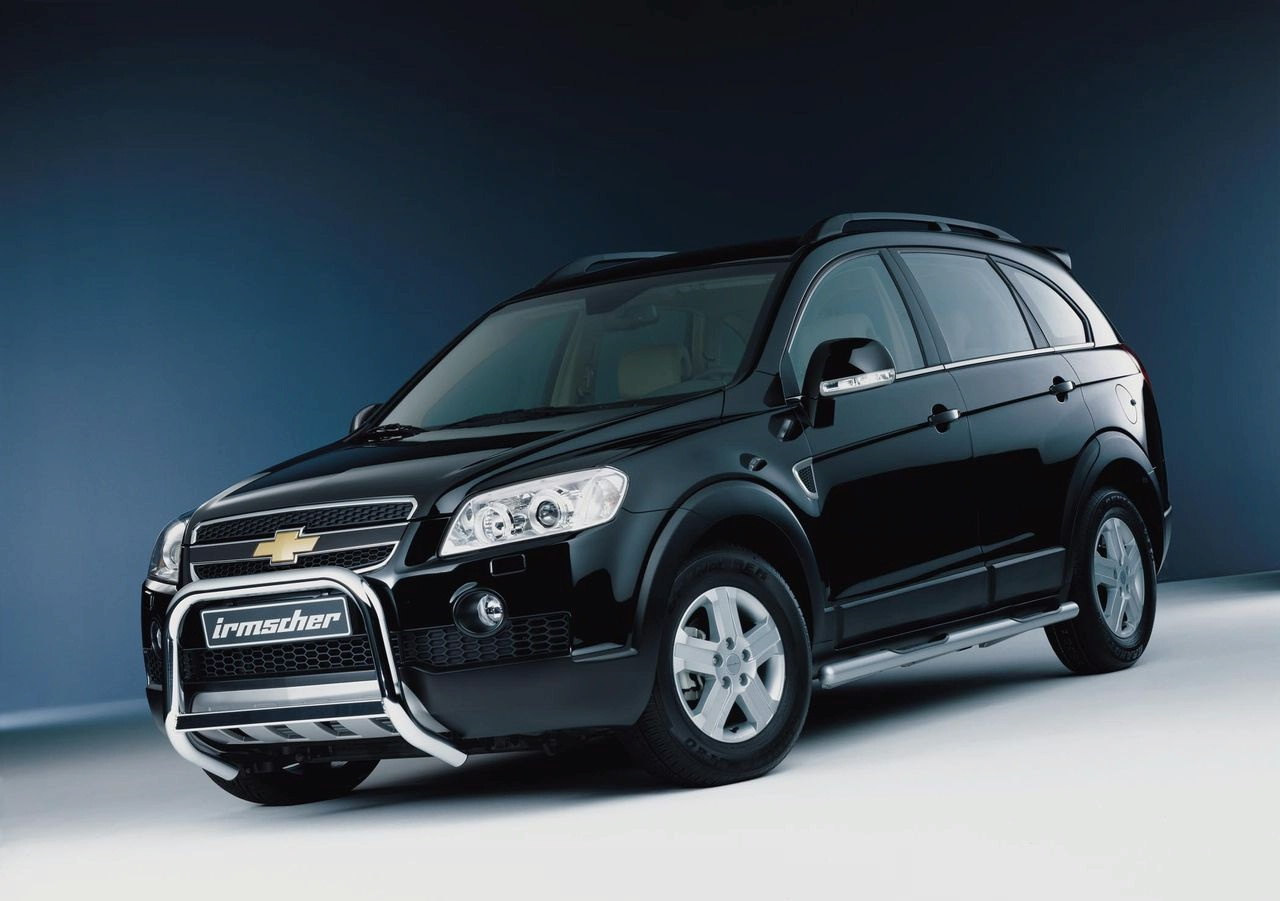 chevrolet captiva by irmscher news tuning directory. Black Bedroom Furniture Sets. Home Design Ideas