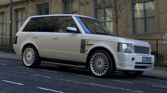 Range Rover Vogue  by Project Kahn