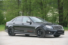 Mercedes-Benz C63 AMG by Edo Competition