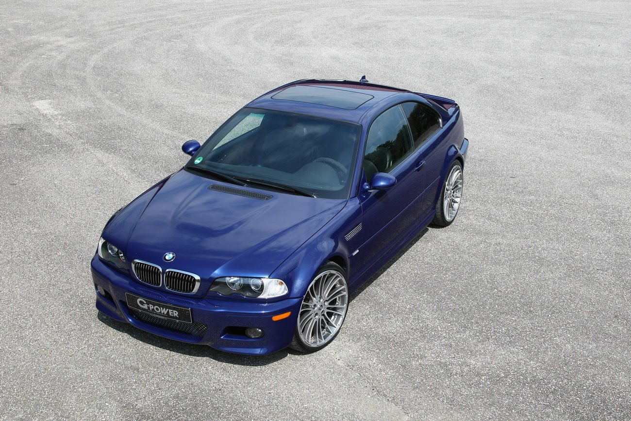 BMW M3 E46 by G-Power