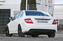 Mercedes C200 CDI by MCCHIP