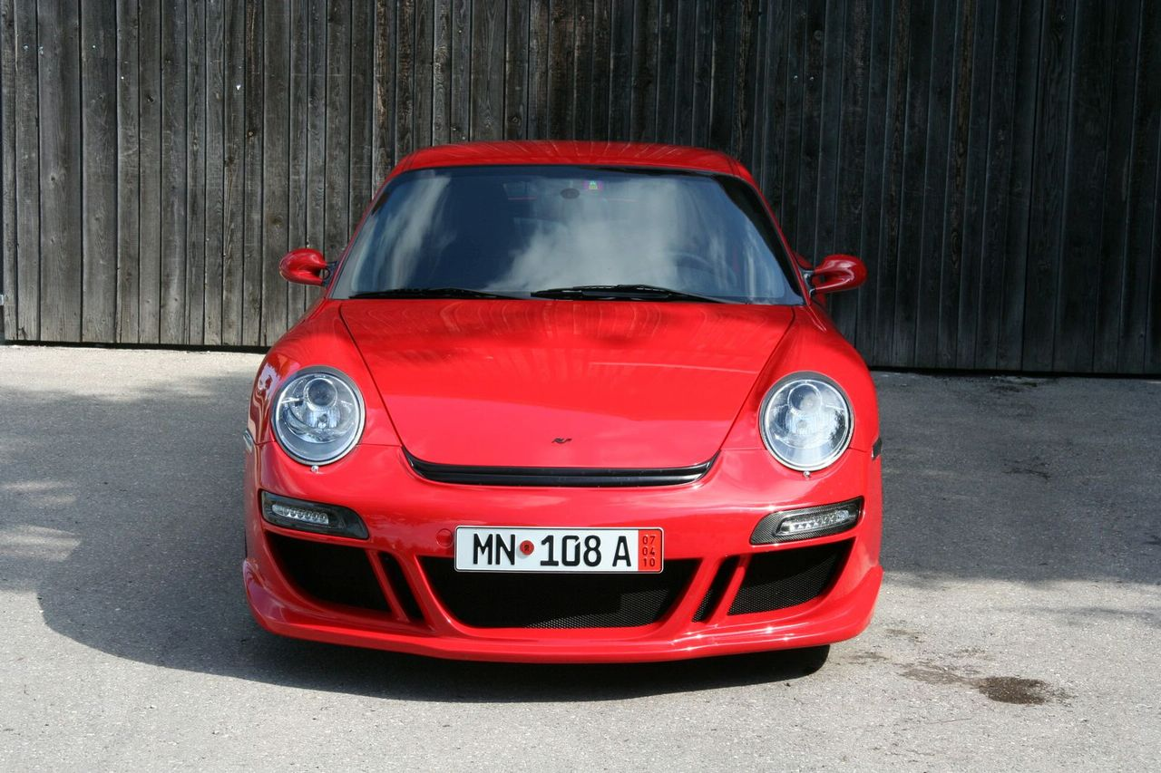Porsche 997 By Ruf News Tuning Directory