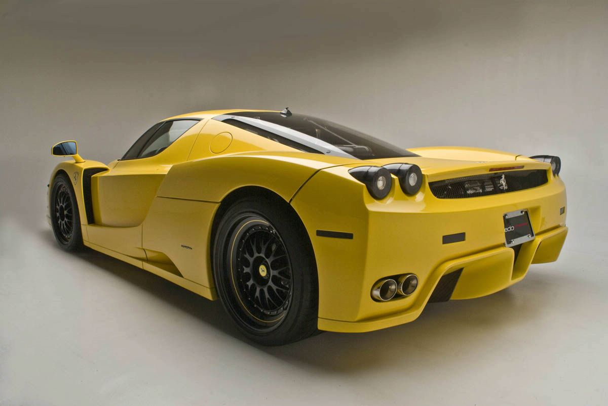 Ferrari Enzo By Edo Competition News Tuning Directory