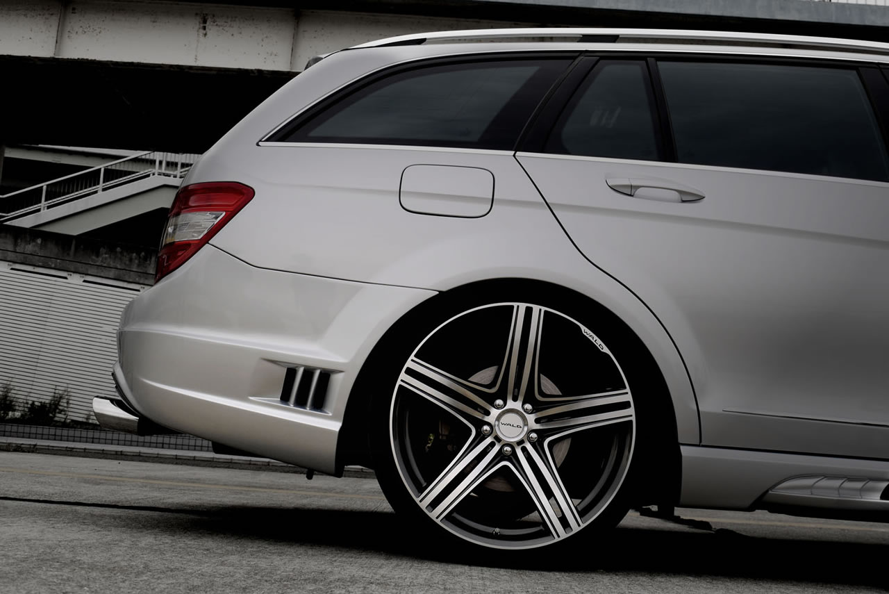 Mercedes Benz R-Class by Wald International