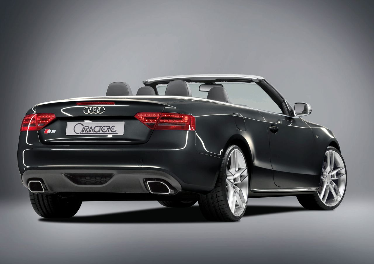 Audi A5 Cabrio by Caractere
