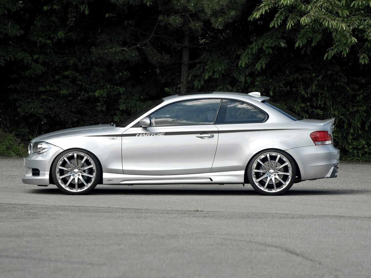 BMW 1-Series by Hartge