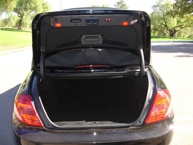 Mercedes Benz CL Class AMG Convertible by NCE