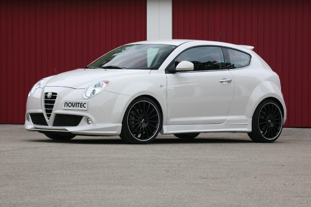 Alfa Romeo Mito By Novitec News Tuning Directory
