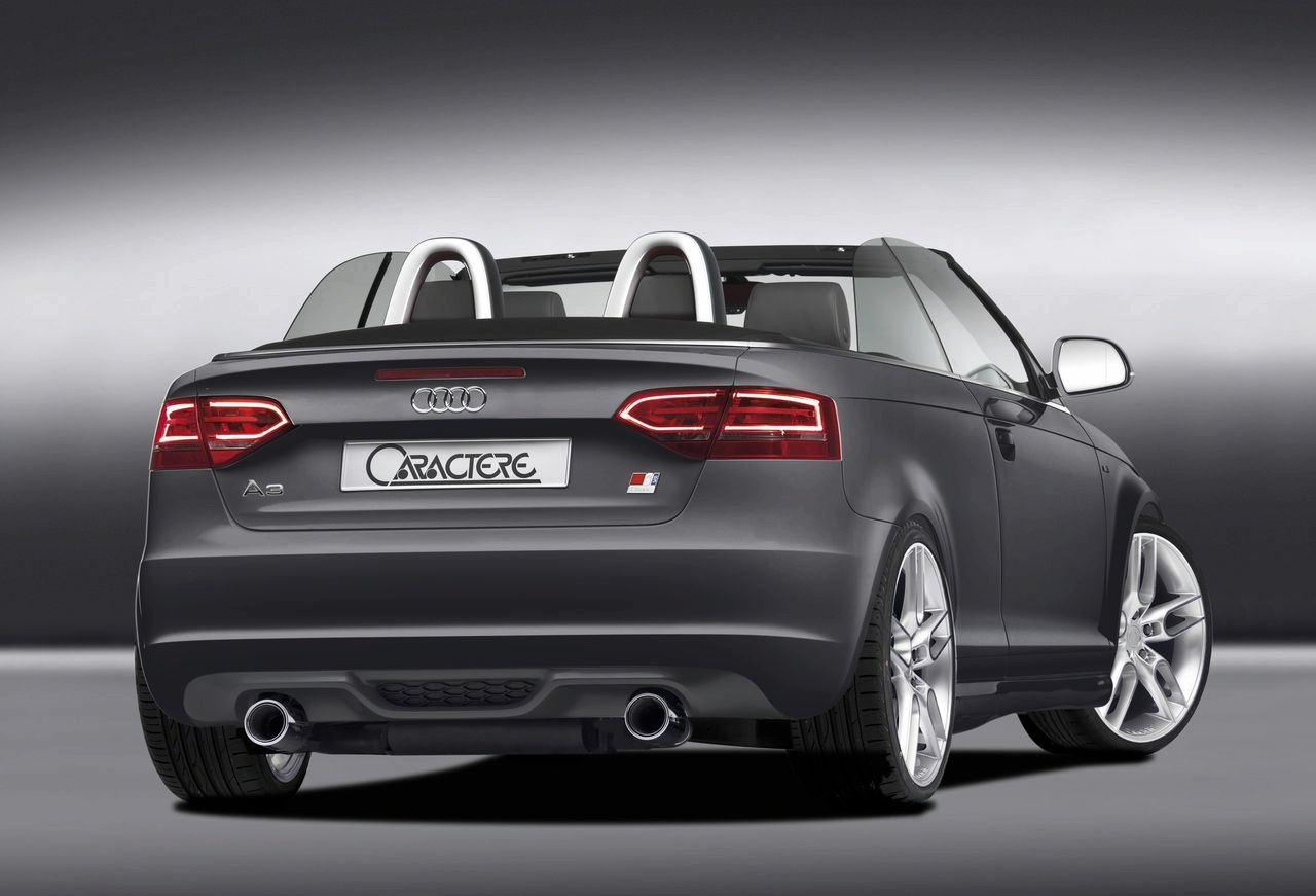 Audi A3  by Caractere