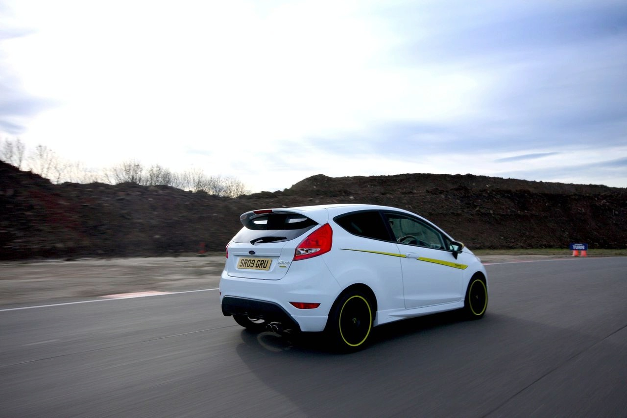 Ford Fiesta by Mountune