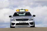 Once again: Mercedes Benz AMG for F1 safety and medical car