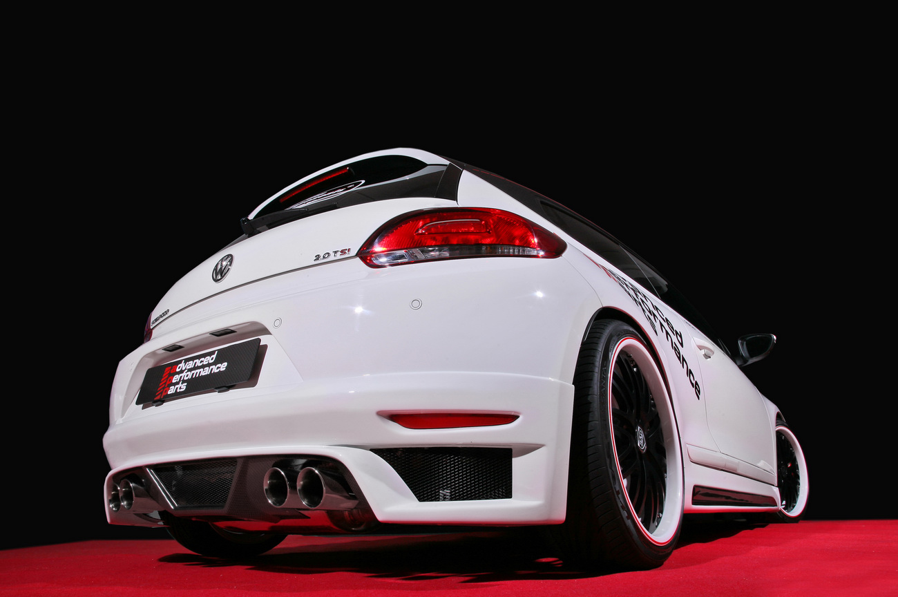 VW Scirocco by APP