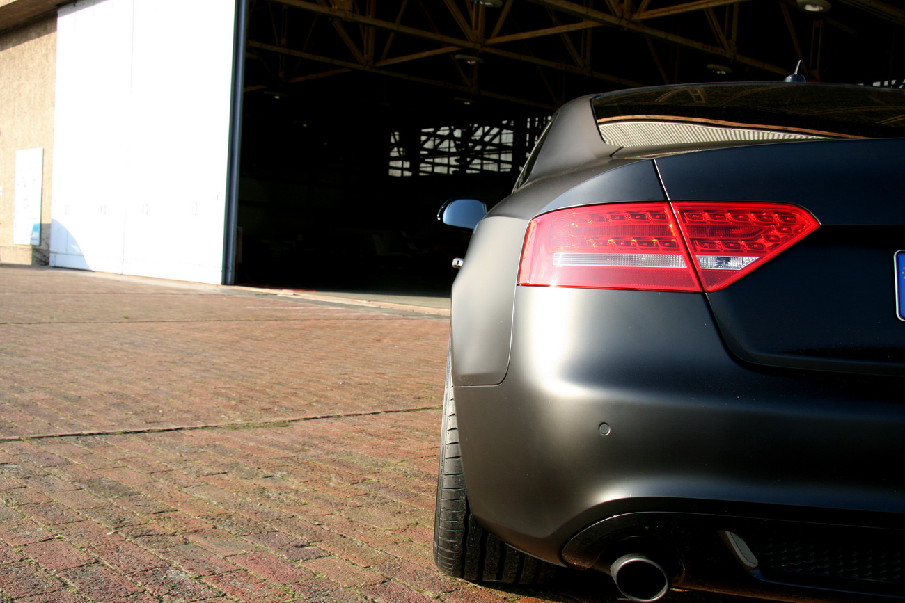 Audi A5 Coupe by AVUS Performance