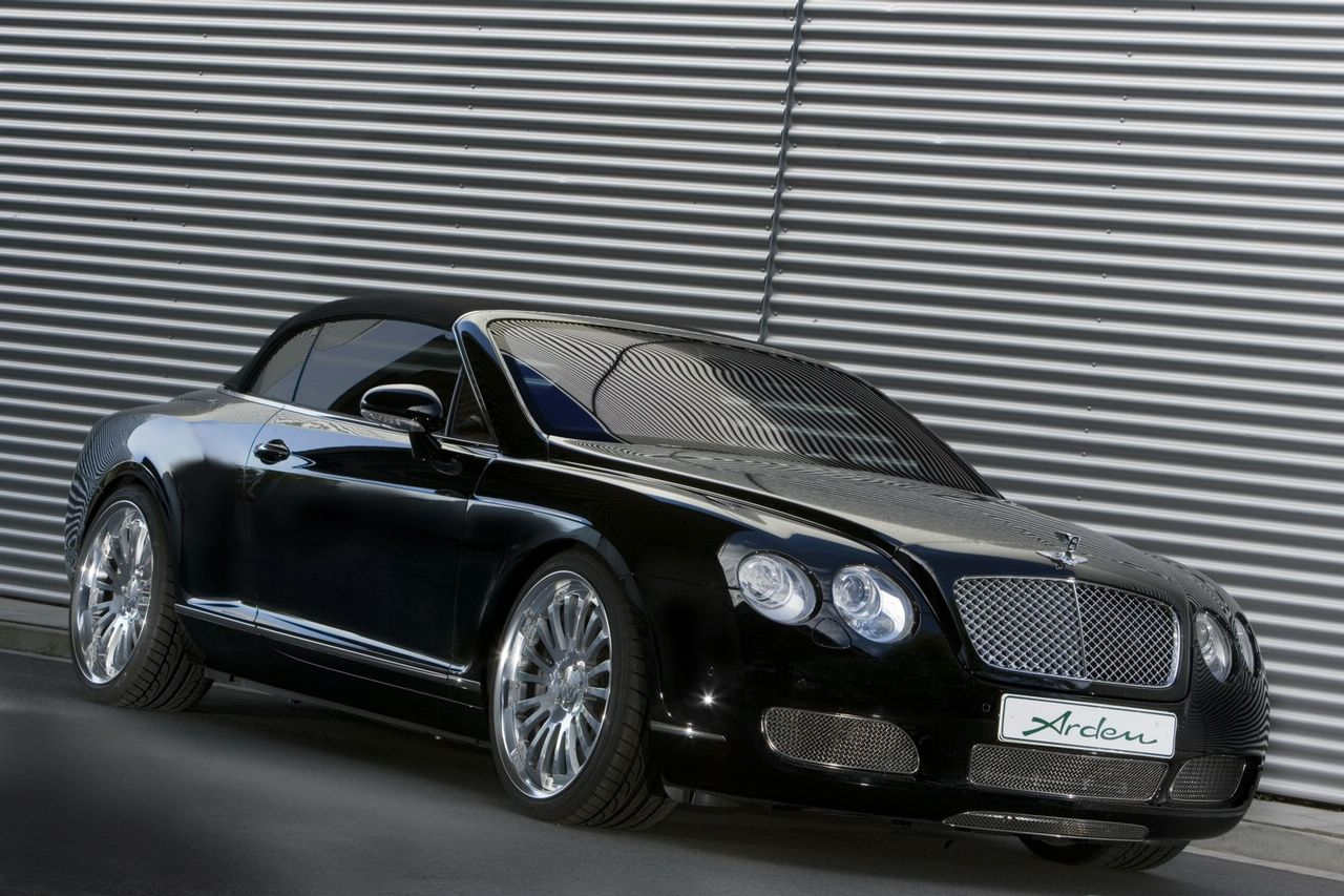 Bentley Continental GTC by Arden
