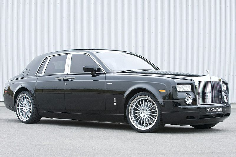 Rolls Royce Phantom by Hamann