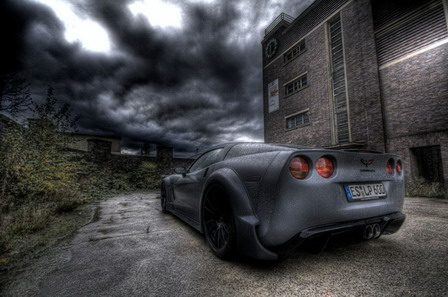 Corvette C6 by LOMA Performance