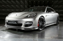 Porsche Panamera Turbo by SpeedART