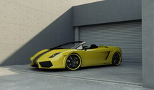 Lamborghini Gallardo by Wheelsandmore